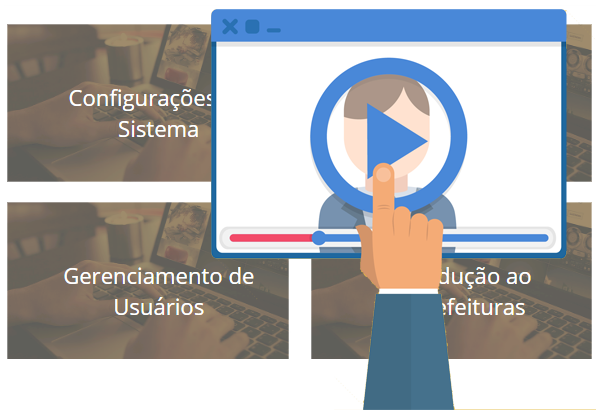 Videoaulas integrado